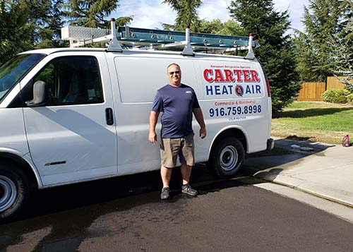 carter heating and air